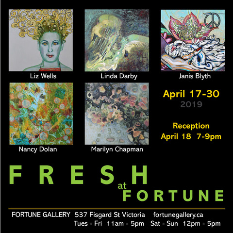FRESH Group Show - April 17th - 30th, 2019