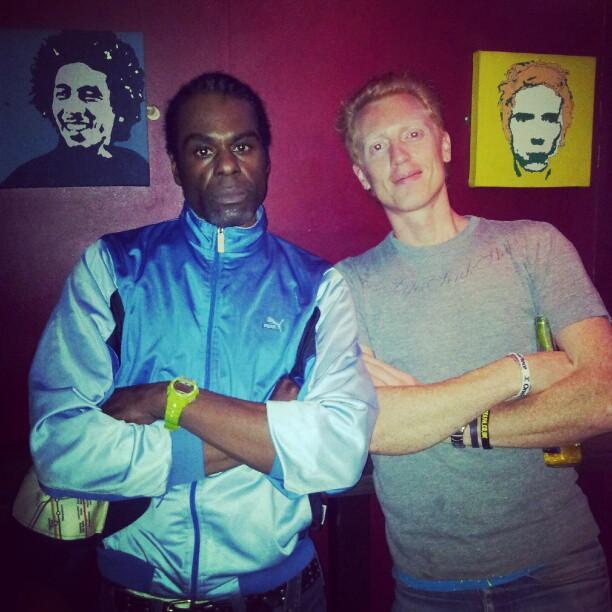 Norman Marley and Dan Vicious.jpg