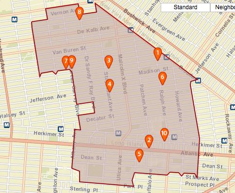 Brooklyn's District 16