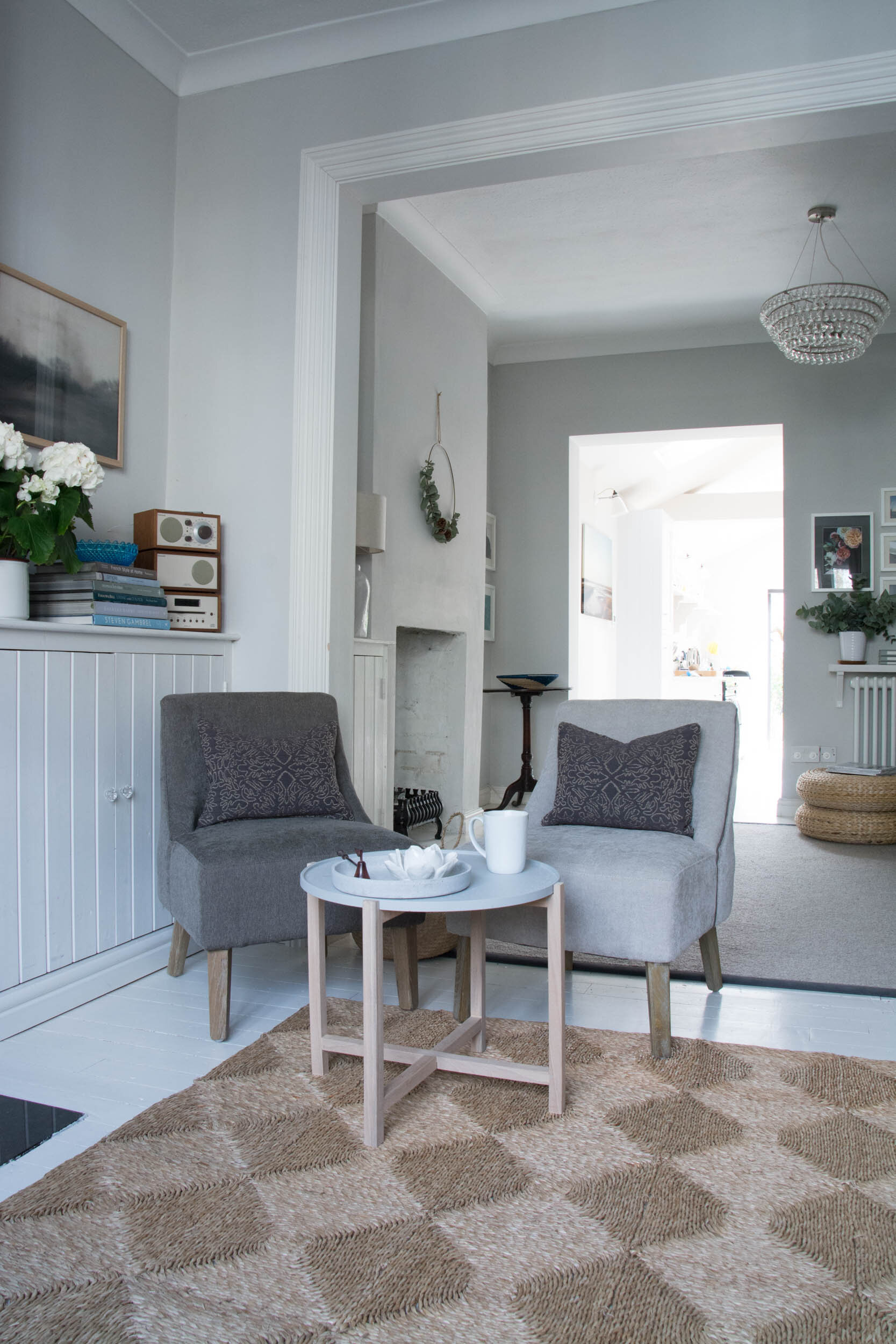 The Best Neutral Paint Shades Parsons Gray Interior Design