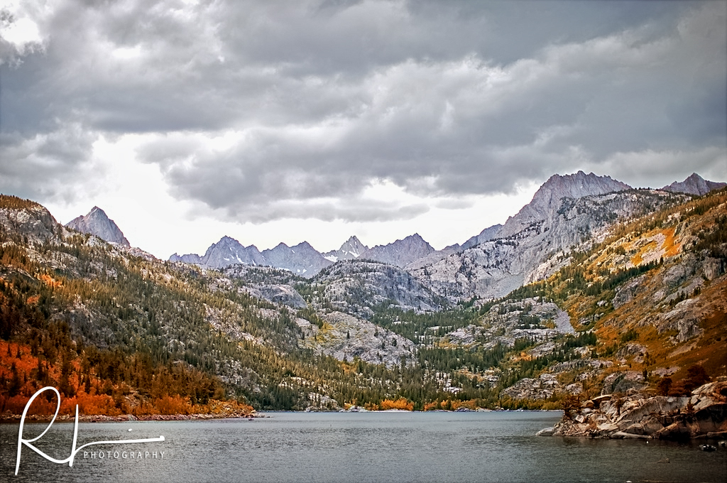 North Lake in the Sierra Nevada Range