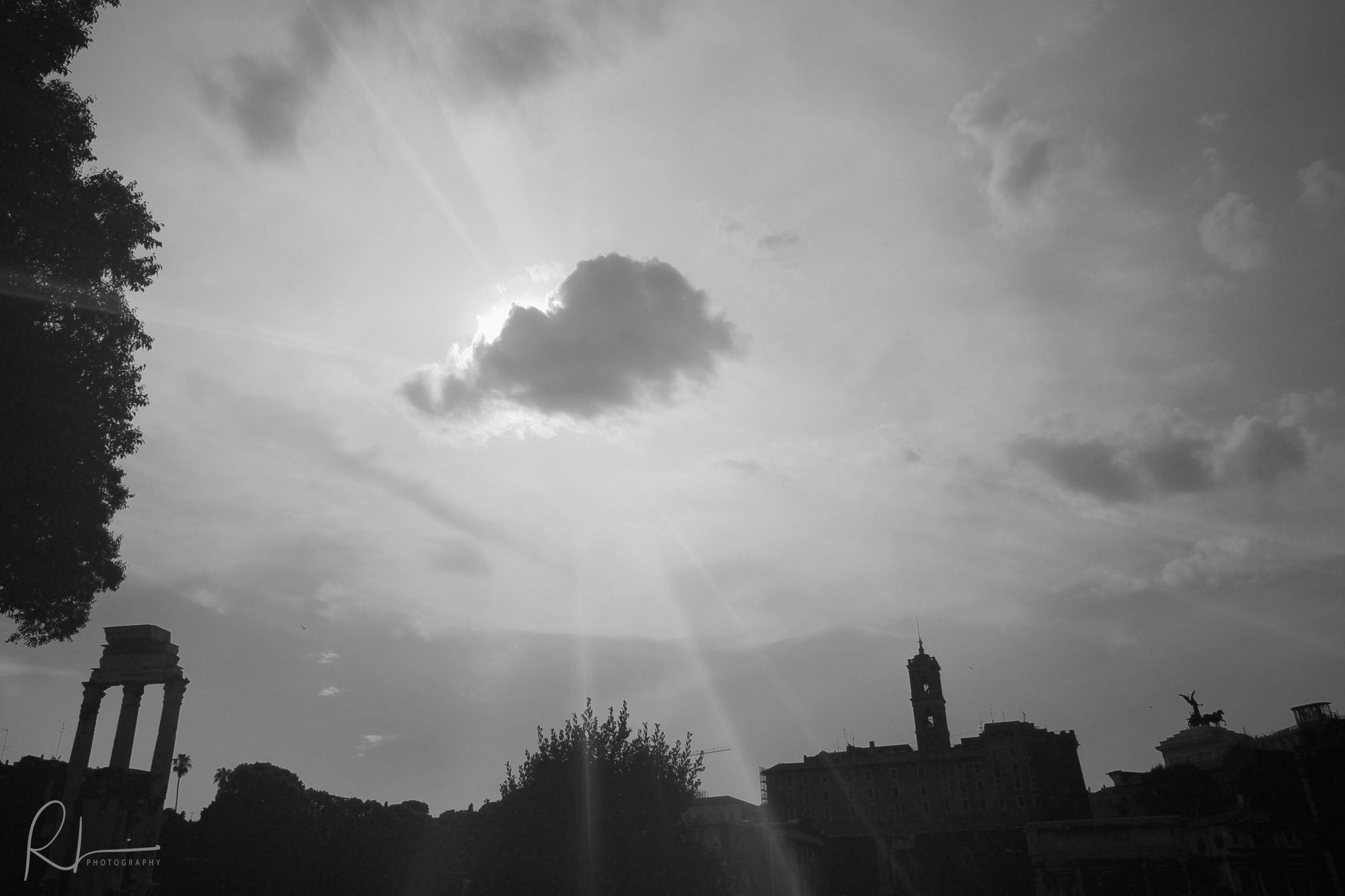 Roman sky
