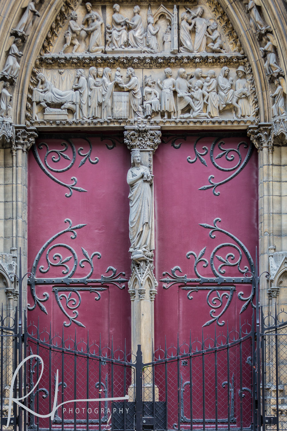 Cathedral Side Entry