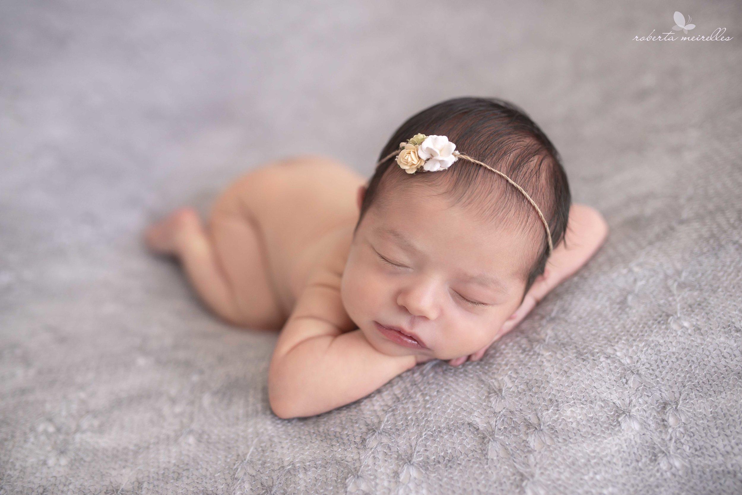 Newborn Júlia
