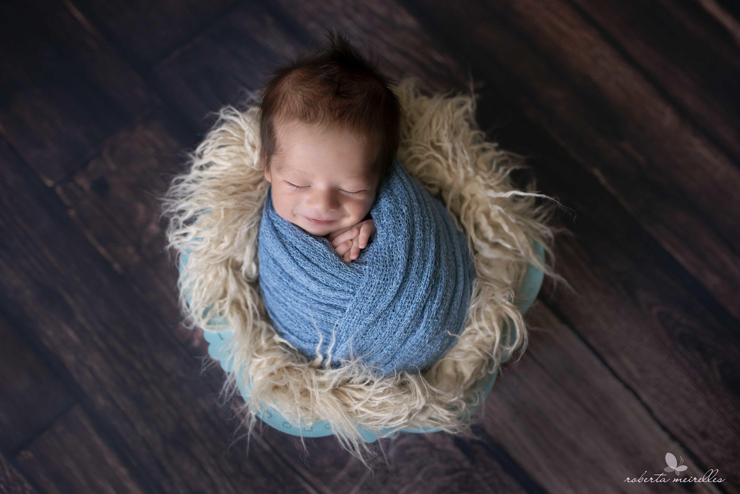 Fotografia newborn Rio de Janeiro menino Joaquim Roberta Meirelles