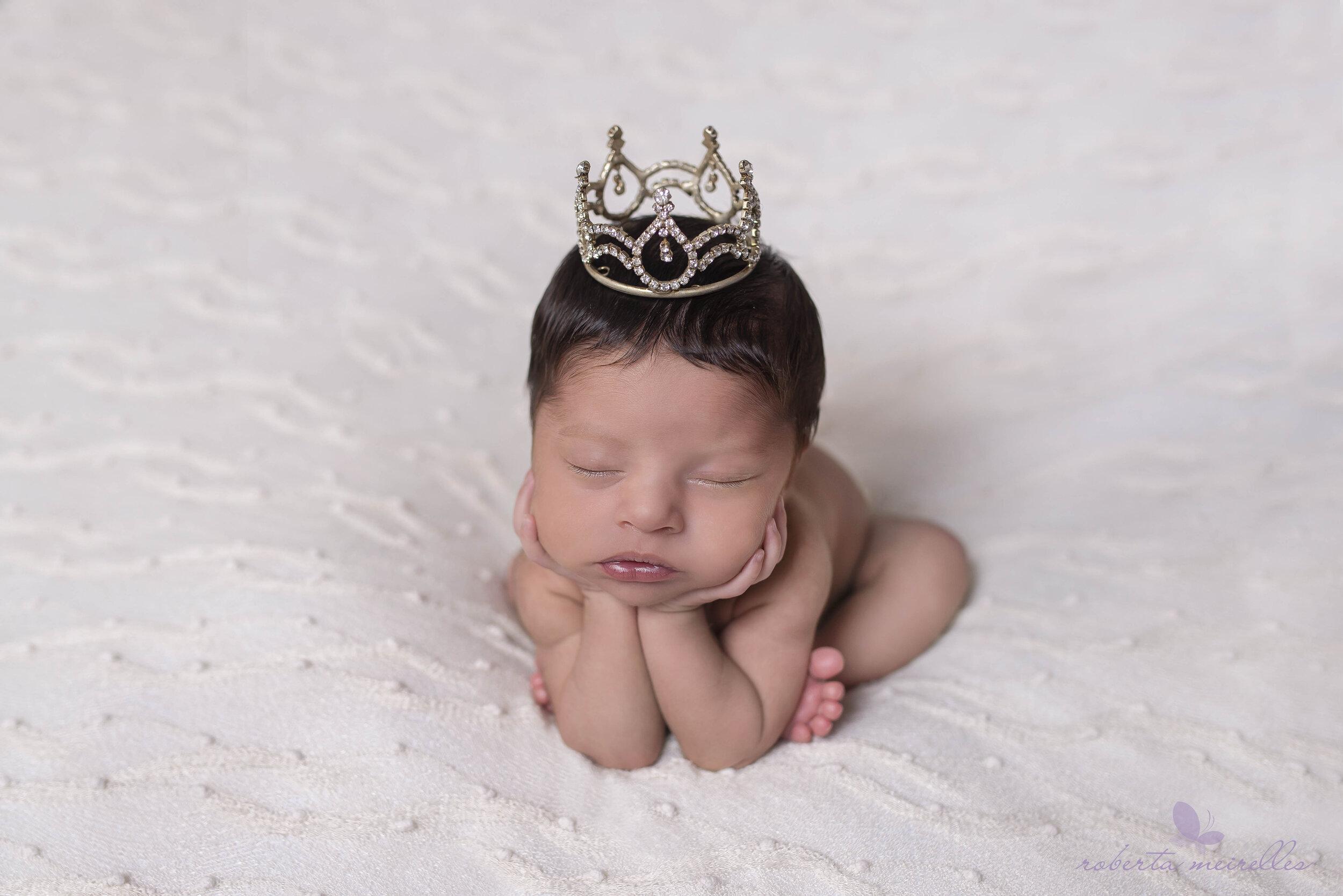 Newborn Iolanda