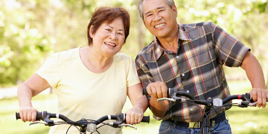 Perfect Balance - community Couple on bikes.png
