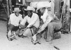 Cowboys of Color , Special Guest Lecture - Jim and Gloria Austin    Saturday April 28, 2018 - Stockyard Exchange Building
