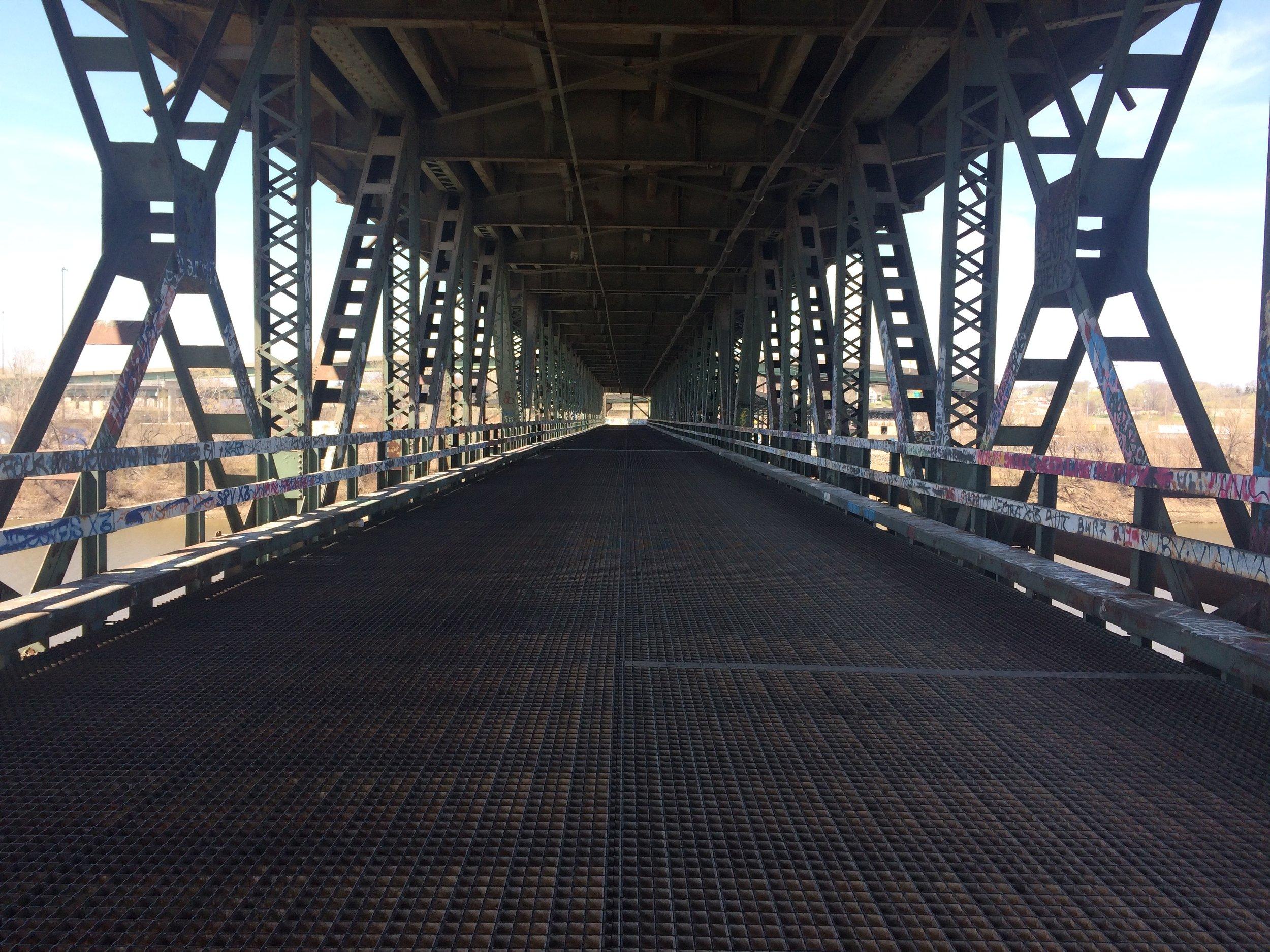 Central Ave. Viaduct , IMP Assemble