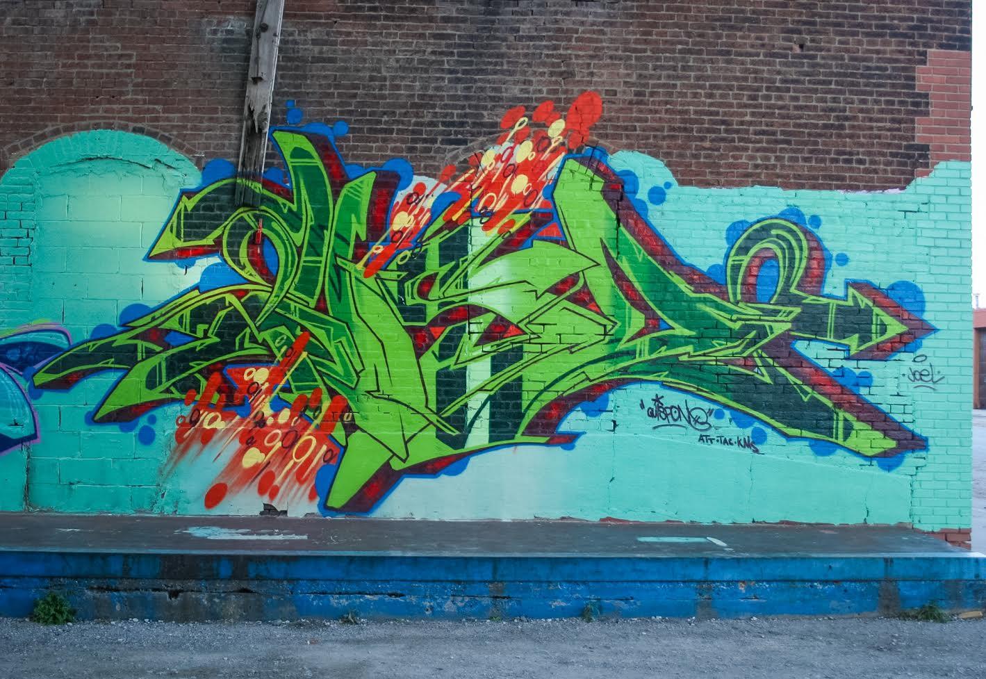 West Bottoms Street Art Tour