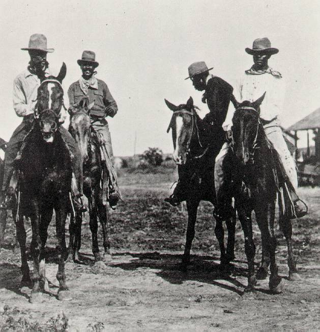 Cowboys of Color , Interview with Gloria Austin KCUR