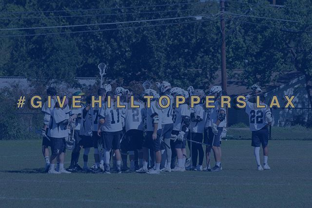 Hey Hilltoppers and Hilltopper Alumni, looking to support your favorite lax team? There is now 18 days left to donate to the St. Edward's Men's Lacrosse Give Campus fundraising initiative. Help us reach our goal of $14,000 by donating and sharing this post with your friends and family! Link in the bio for more info/where to donate. #GoatsLax #GiveHilltoppersLax