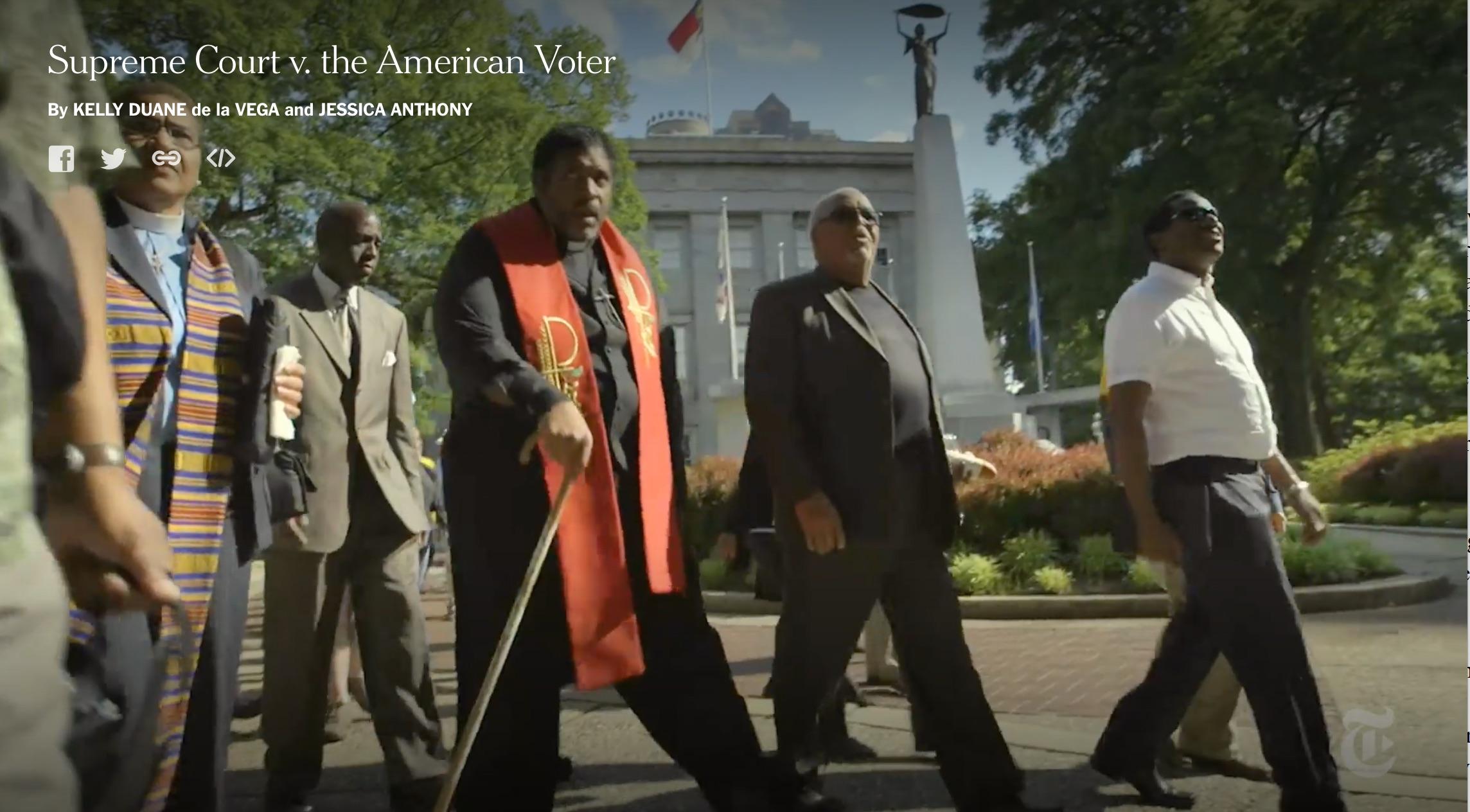 Supreme Court v. the American Voter
