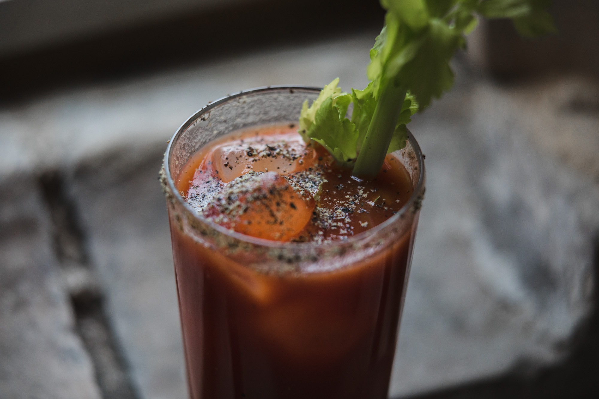 Bloody Mary - This is a cocktail which you can always rely on – a great accompaniment to the morning after the night before.Got some of our Chilli vodka? Skip the Tabasco and use this instead!