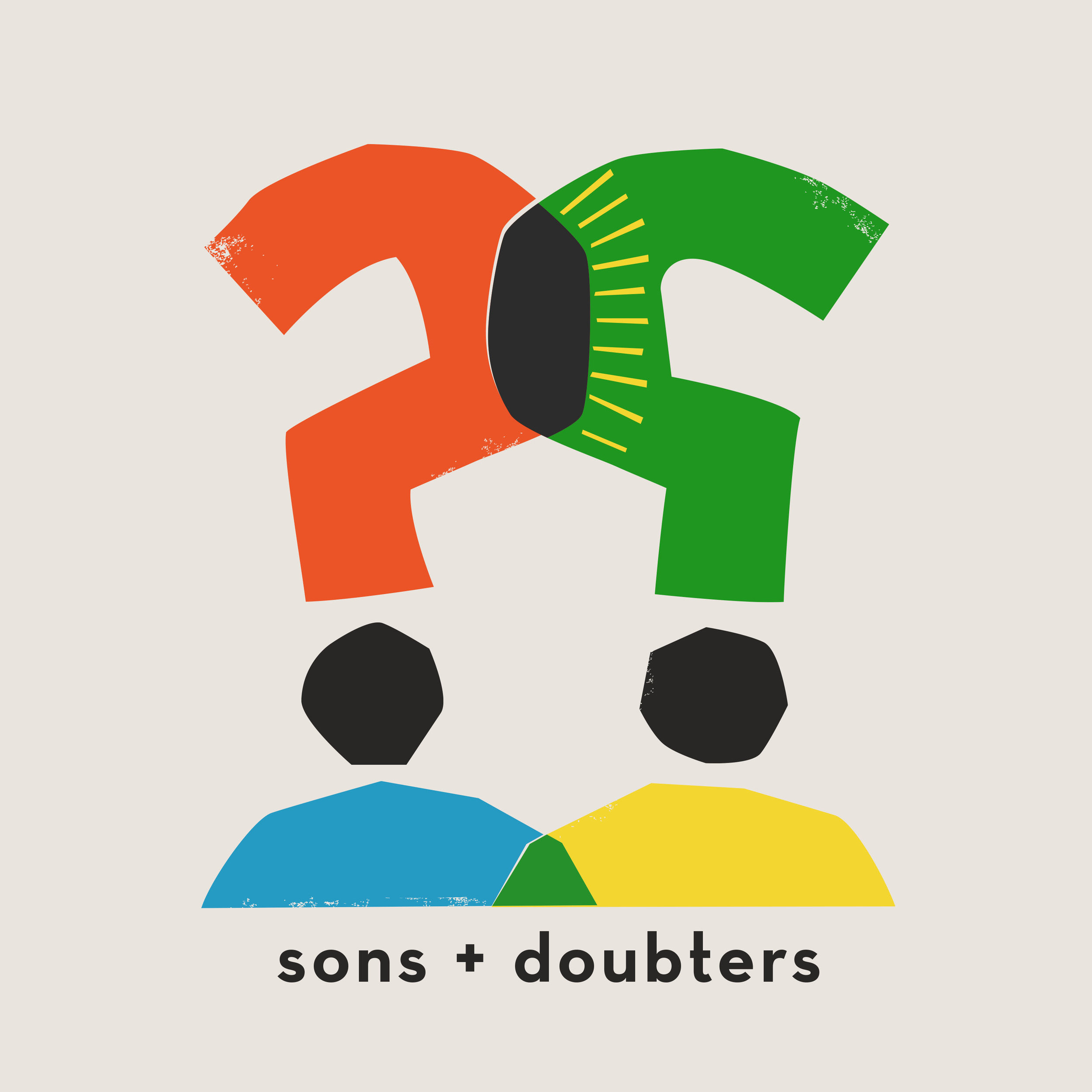 Sons & Doubters - An honest conversation about the times when faith is difficult and doubt is easy, with hosts, Aaron Hale & Luke Brawner. Returning for Season 3 in June 2018, but for now you can hear the latest episode below!
