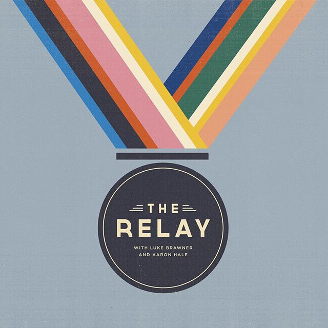 Big news, friends! Listen to the announcement we posted this morning and follow @therelaypodcast!