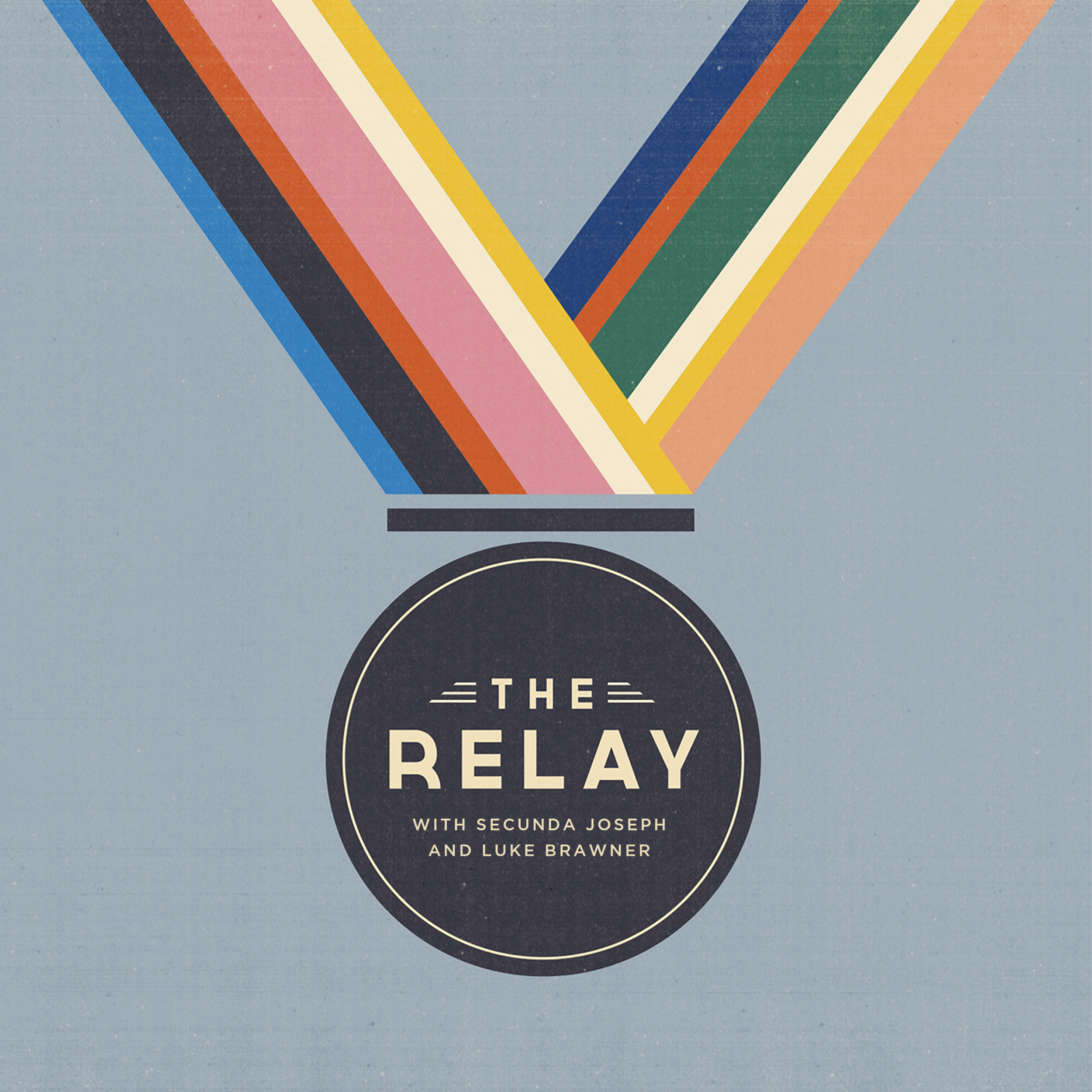 The Relay - A podcast exploring what it means to build transformational, justice-driven communities and relationships today.Hosted by Secunda Joseph and Luke Brawner, in partnership with Project Curate.Hear the latest episode below!