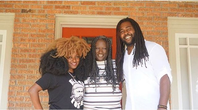 """You don't want to miss episode 4. """"Sacred Gumbo & the Art of Toni Morrison."""" It just dropped today friends! Hosts Secunda & Luke discuss the relationship between art and justice work, and then Secunda is joined by guests Lanecia Rouse Tinsley (@larartstudio) and Dr. Biko Mandela Gray (@bikomandelagray) to examine more specifically the work of Toni Morrison and celebrate her influence. #therelaypodcast"""