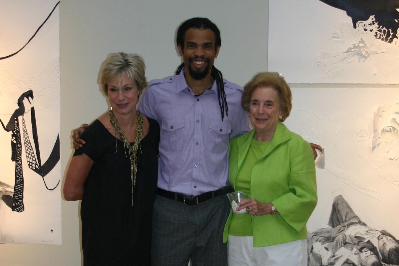 2010 Winner: Cosmo Whyte Finalists: Morolake Odeleye, Whitney Stansell, Dayna Thacker & Whitney Wood