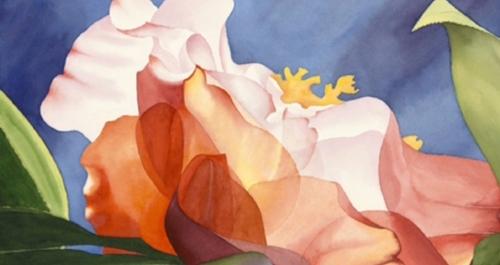 Swan-Gallery-Flower-Painting
