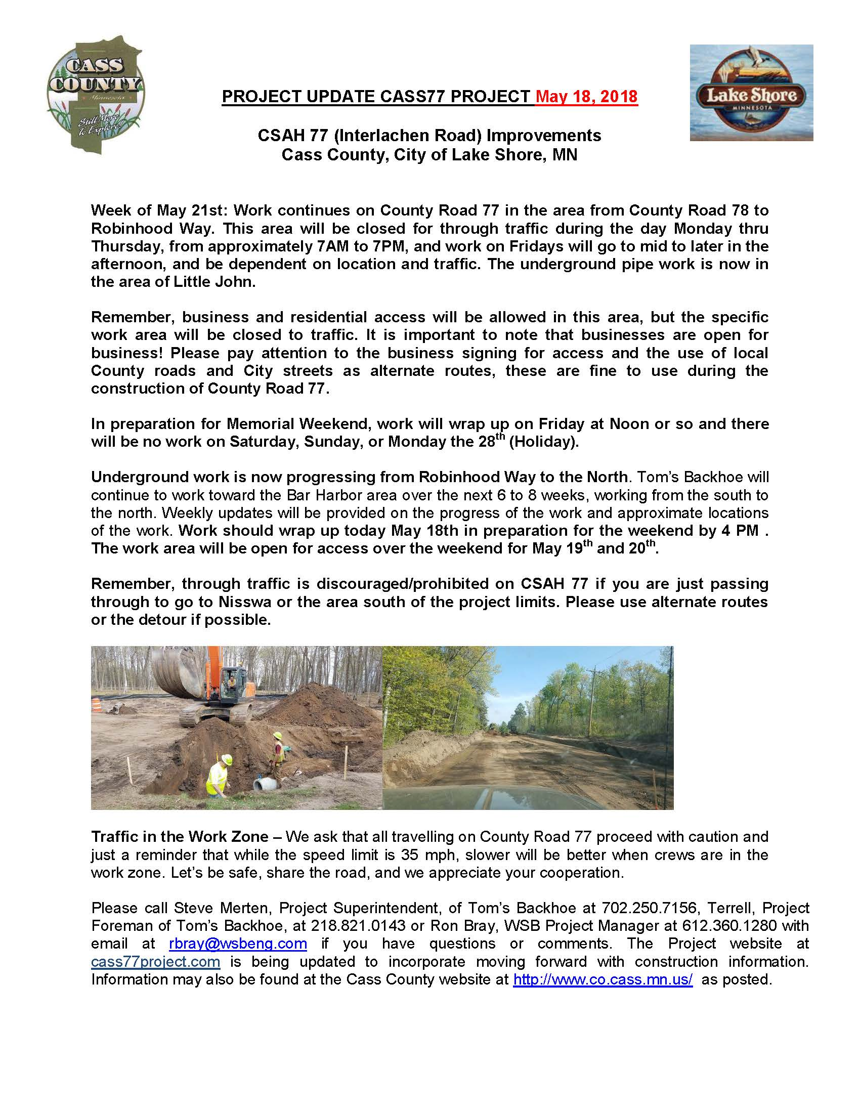 Cass County CSAH 77 Project update May 18th 2018 RBB.jpg