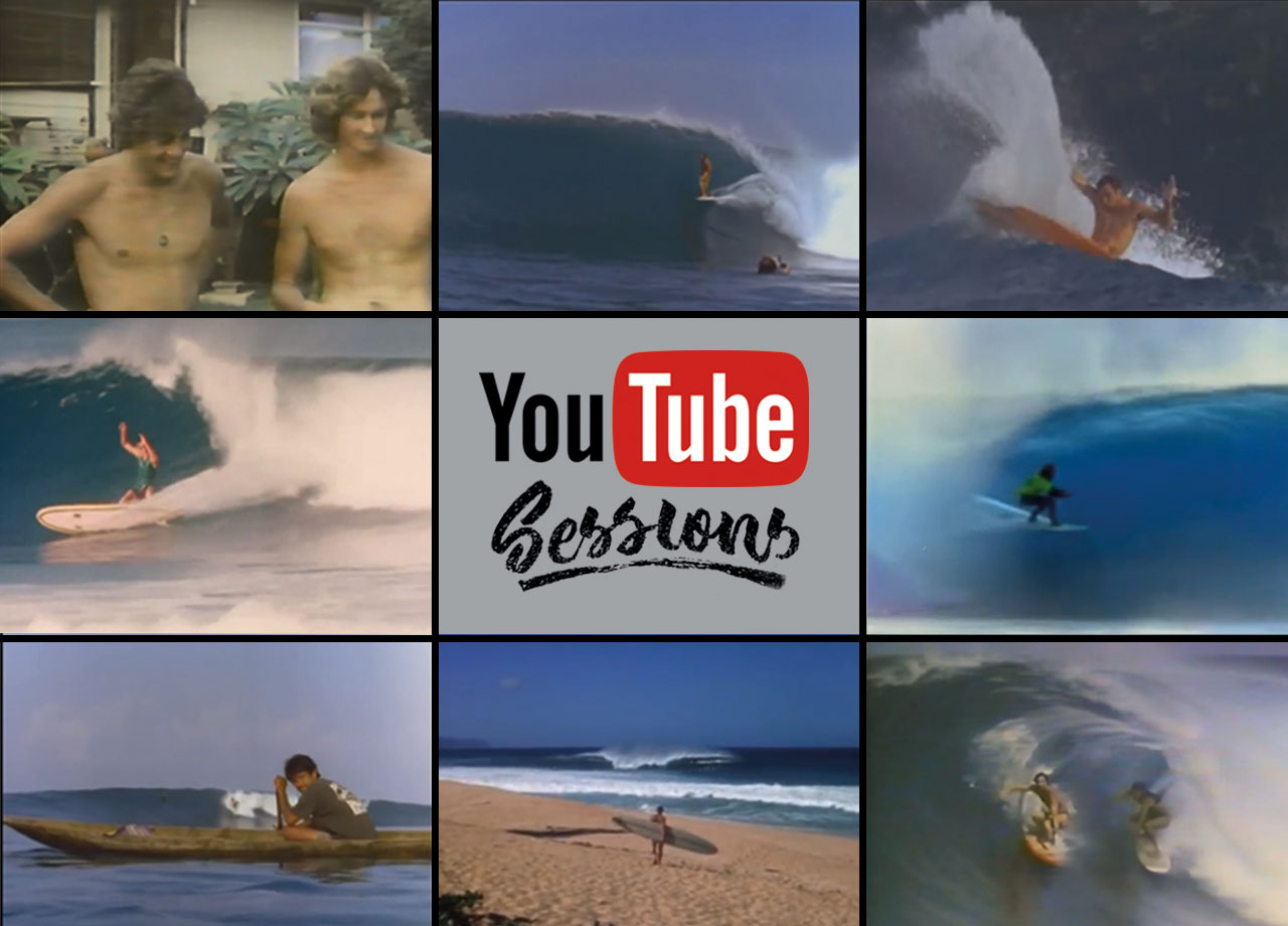 YouTube Sessions - Capa