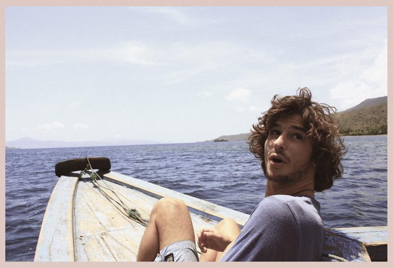 O autor, filmmaker extraordinaire, Loïc Wirth.