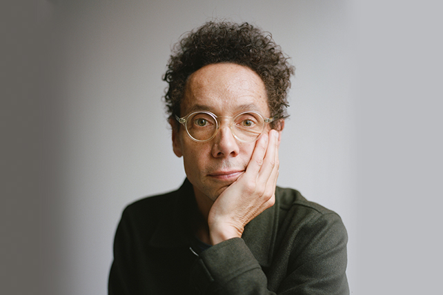 TALK TO STRANGERS - Malcolm Gladwell, Author and Journalist