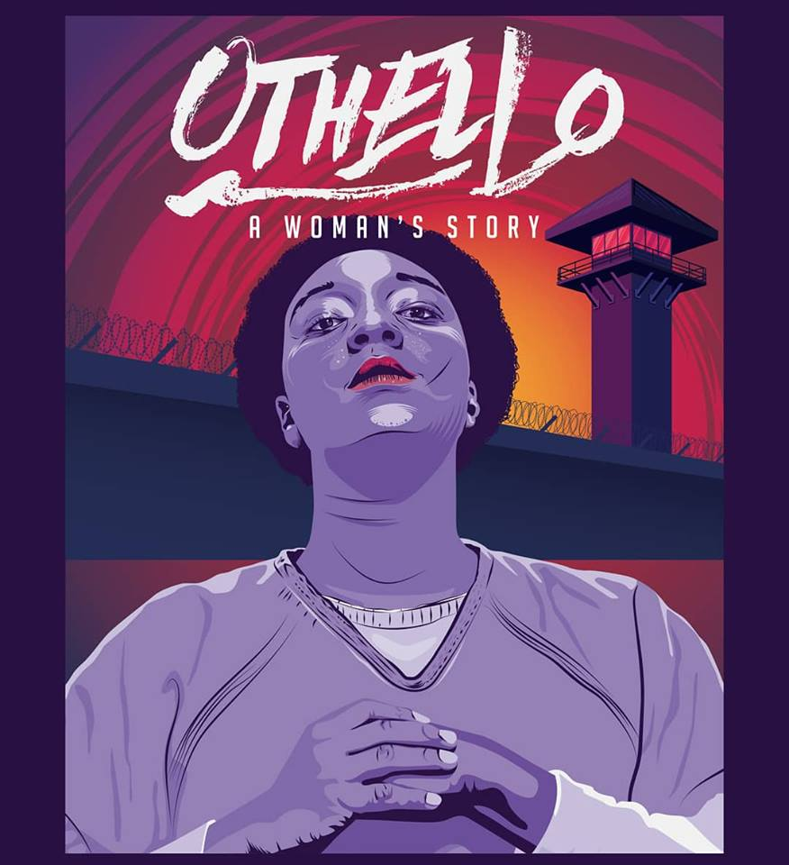 Othello: A Woman's Story to be played in Cape Town's Galloway Theater and in Somerset West's Drama Factory
