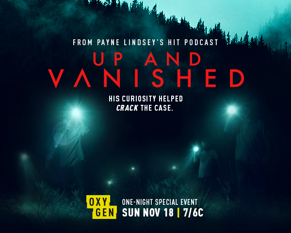 Cast as the lead in Oxygen's  Up and Vanished  Season 1 Episode 5, Marine George will be appearing on screen early 2020. Production company: Propagate Content.