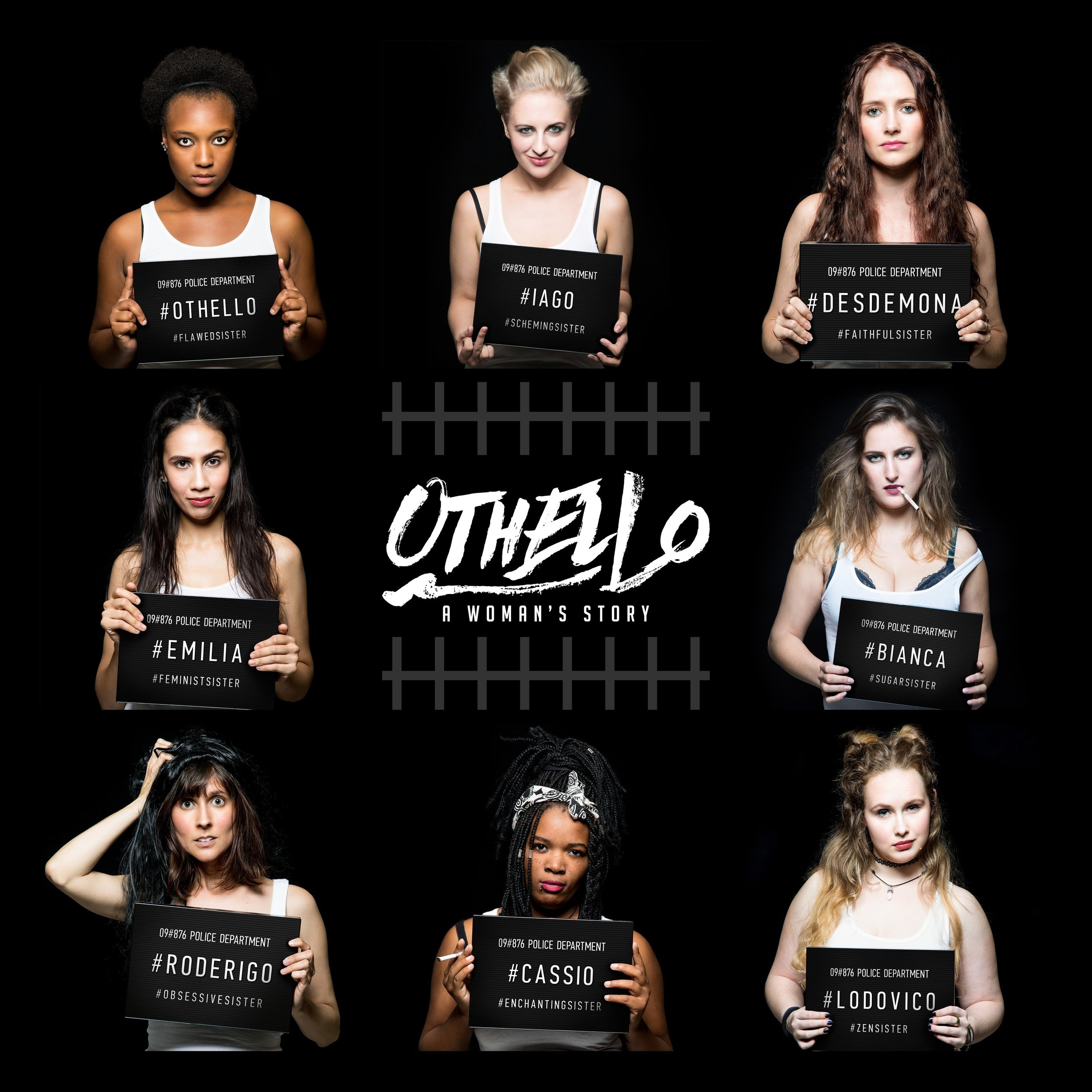 Othello: A Woman's Story, is a modern days South African LGBTQ adaptation of the Shakespeare tragedy. Critically acclaimed, the play was featured in South Africa's leading newspapers including  Cosmopolitan Magazine ,  Cape Times  and  The Argus . Marine George plays Bianca as well as The Duke, two supporting characters.