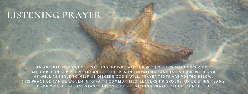 Listen In — Restoration Ministries