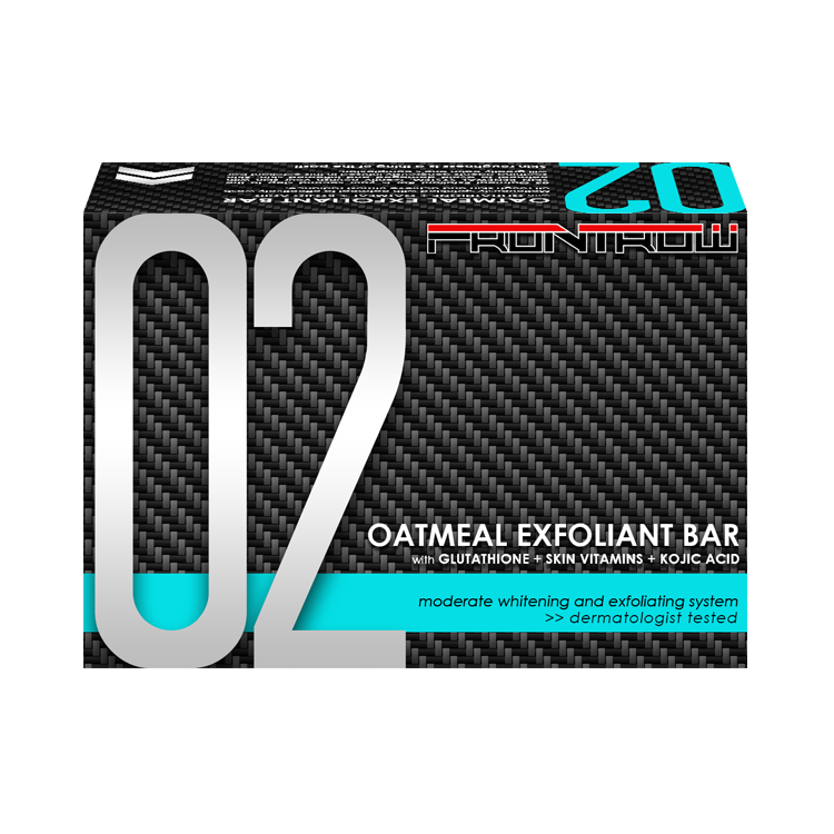 02 Oatmeal Exfoliant Bar