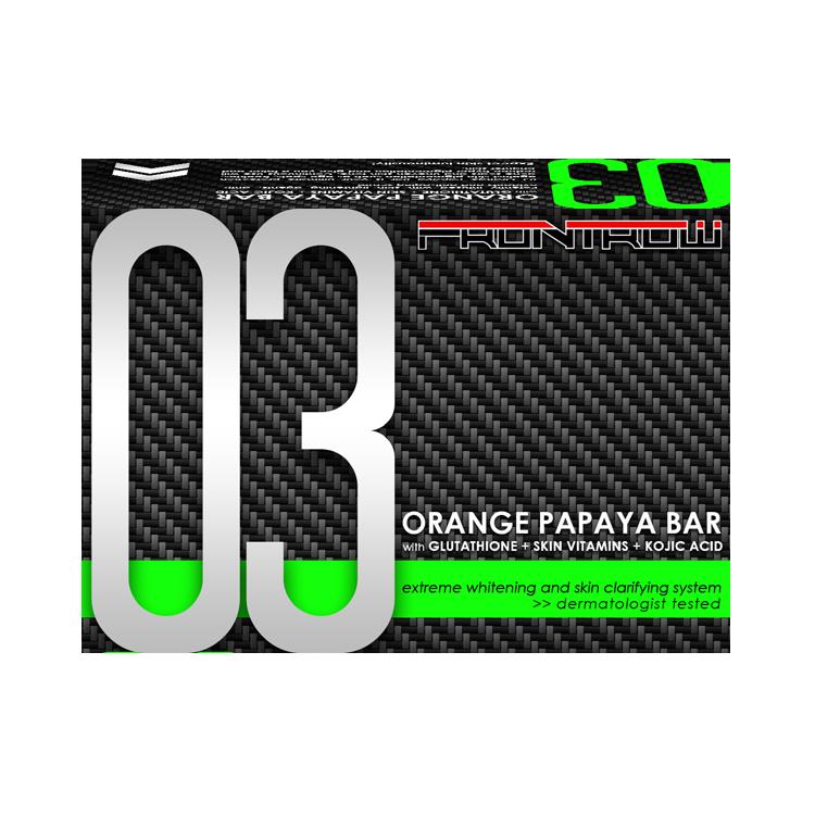 03 Orange Papaya Bar