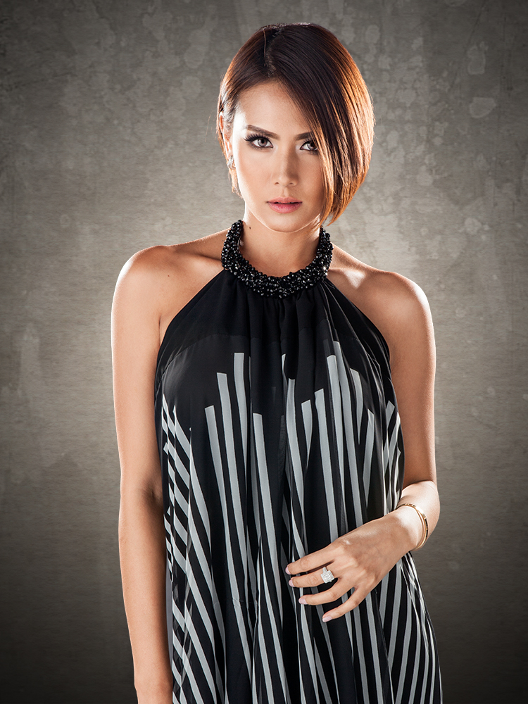 """You can choose to live in the Frontrow… or the last row…""     - Bianca Manalo"