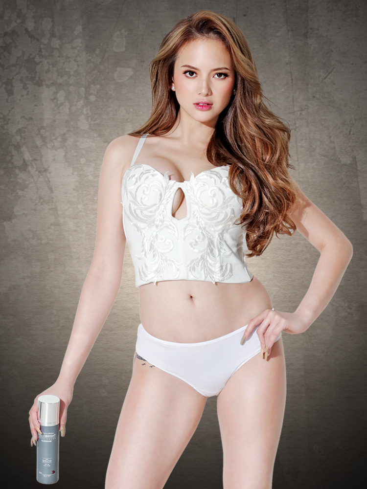 """For brightness in an instant, I use Instabright.""     - Ellen Adarna"