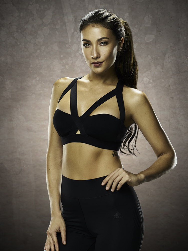 """To maintain a fit and healthy lifestyle, everything has to come together and work together. And it all feels more complete now that I've found LUXXE Slim""     - Solenn Heusaff"