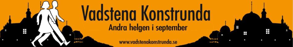 13 - 15 SEPTEMBER 2019, VADSTENA KONSTRUNDA.