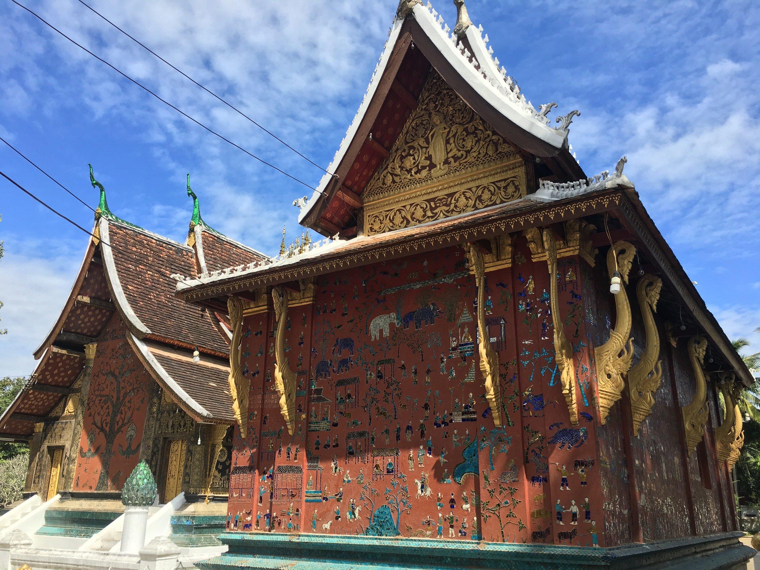 Wat Xieng Thong | © Regina Beach