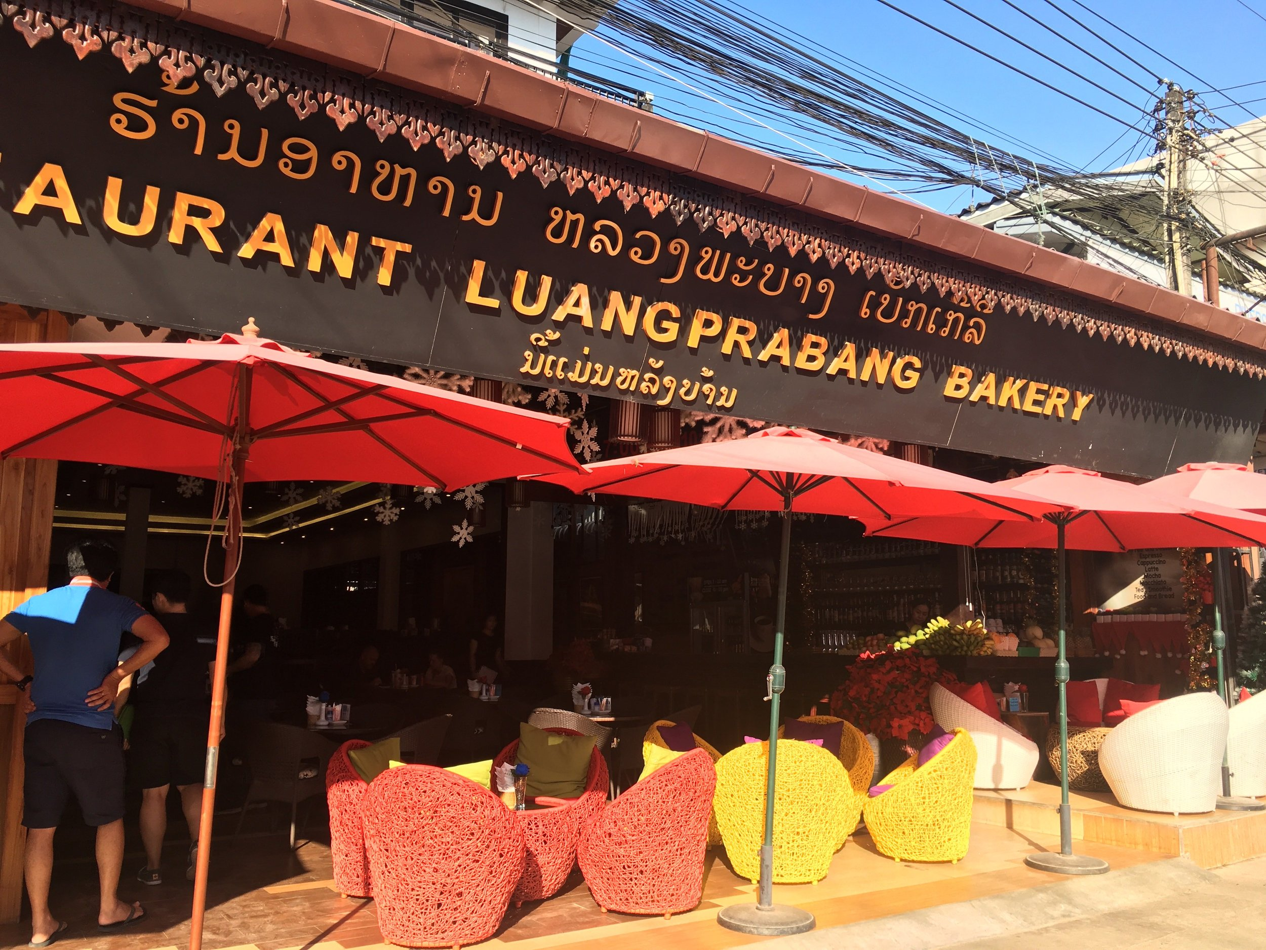 Luang Prabang Bakery |©Regina Beach