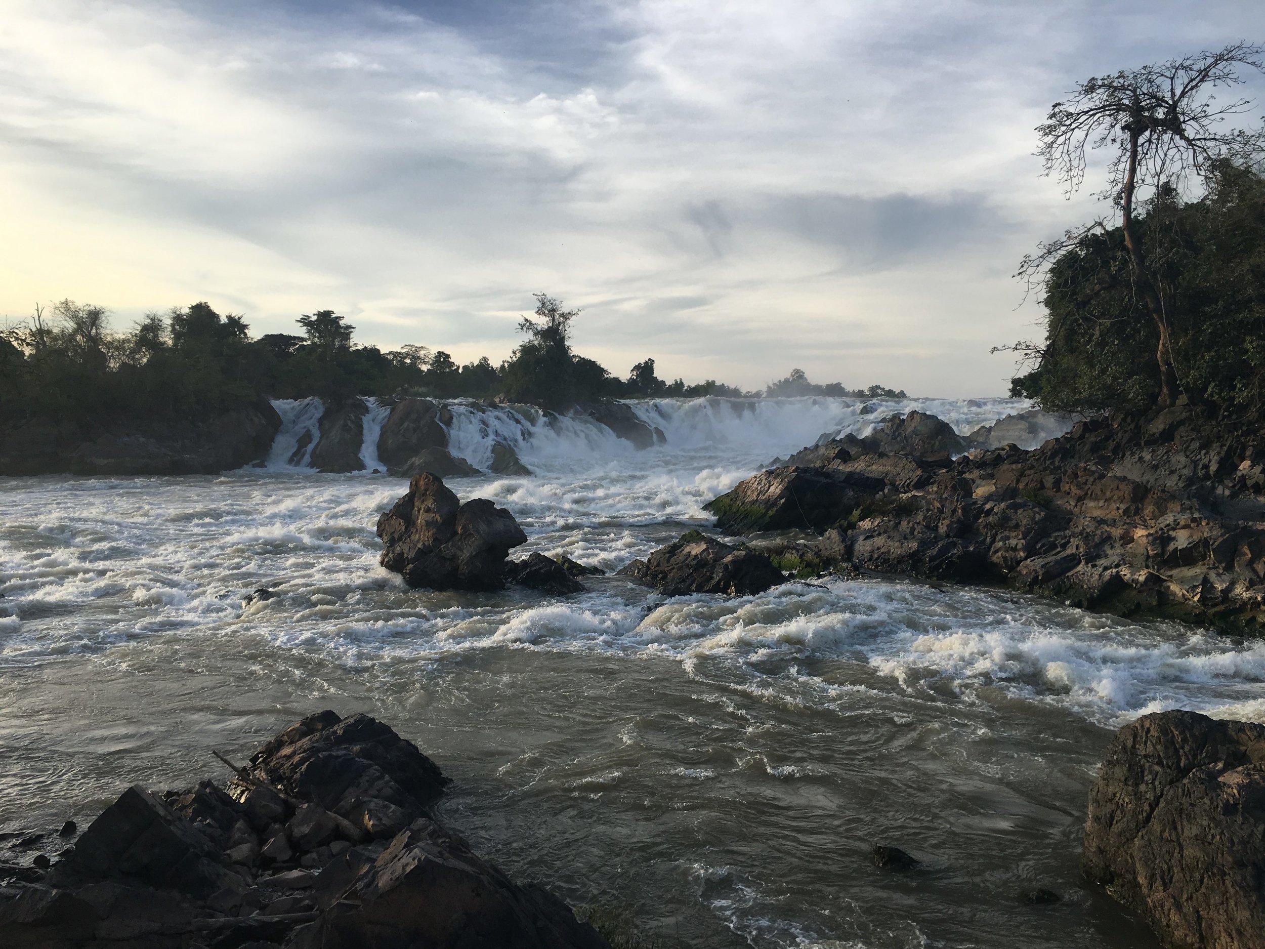 Khonephapheng Waterfall |© Regina Beach