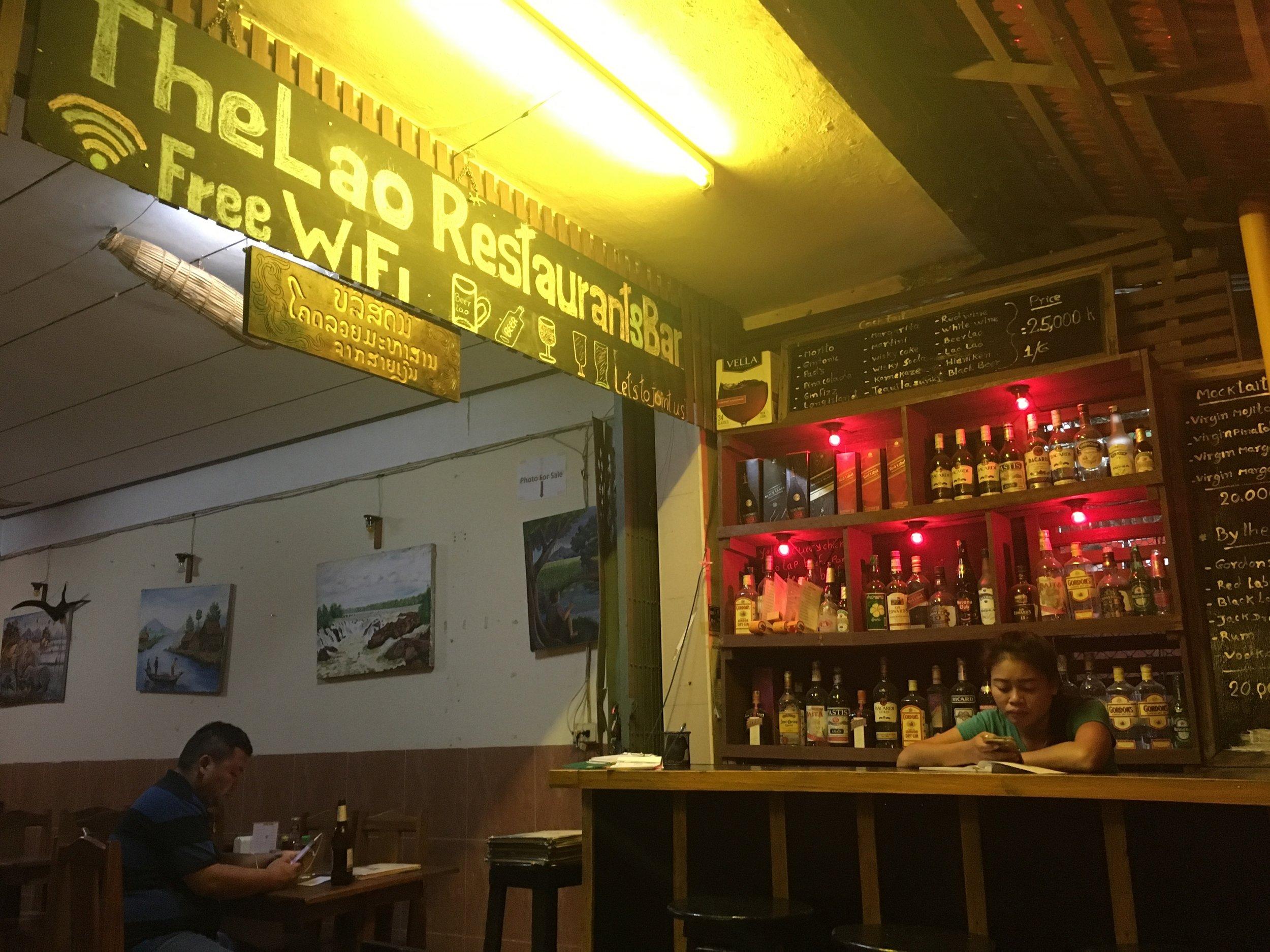 The Lao Restaurant and Bar | ©Regina Beach