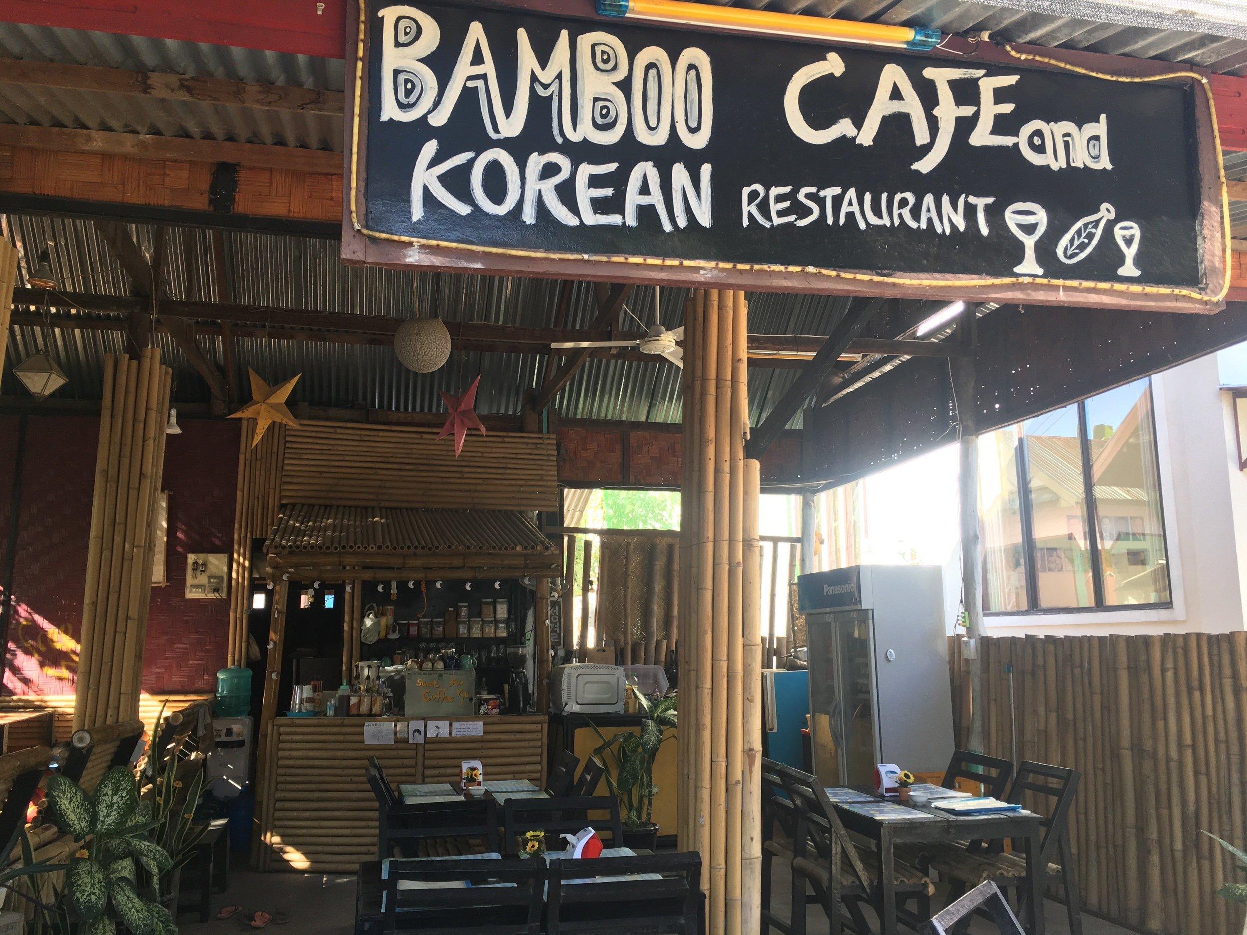 Bamboo Cafe & Korean Restaurant |© Regina Beach
