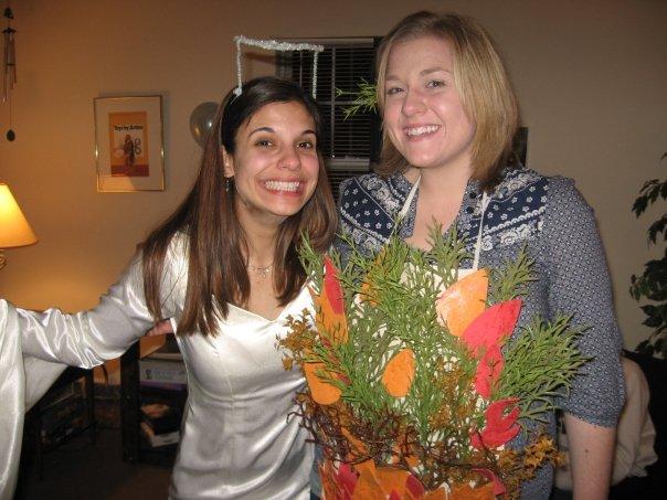 Gina's Biblical Birthday Bonanza