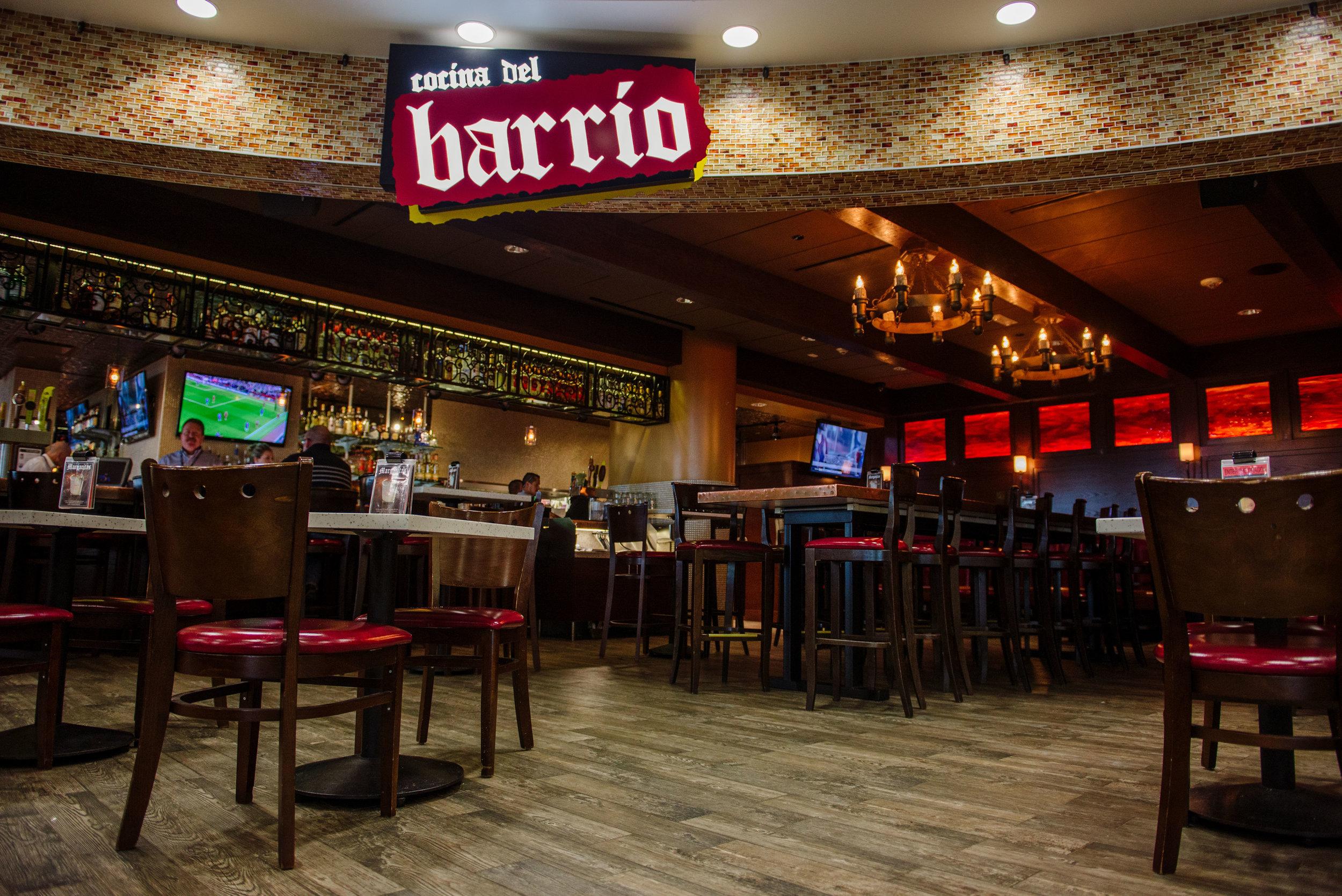 Cocina Del Barrio 50th and France Restaurant