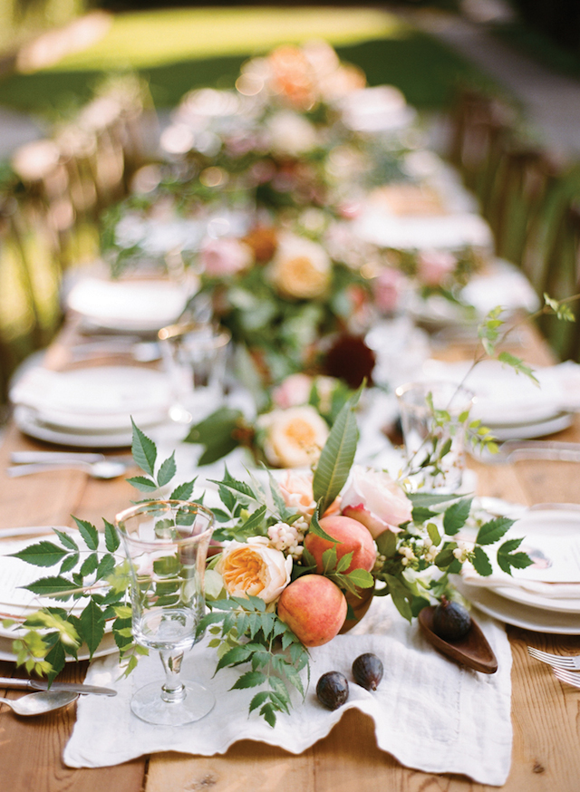 Photo by Photography:  Anna Routh  and  Graham Terhune  via Southern Weddings and  Burnetts Boards