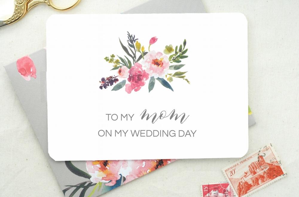 wedding day cards