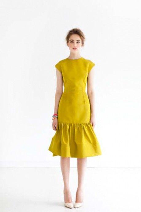 Dress and photo via Pinterest