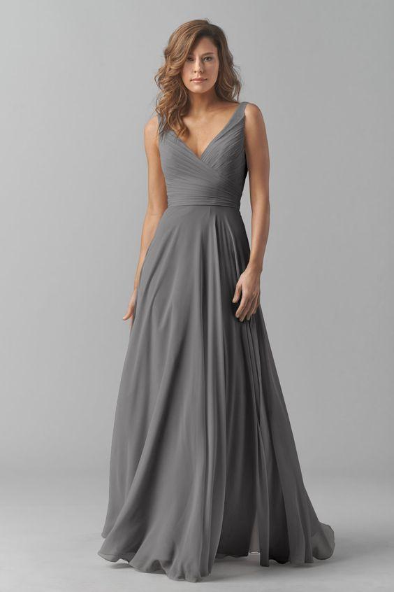 Bridesmaid Dress by Watters