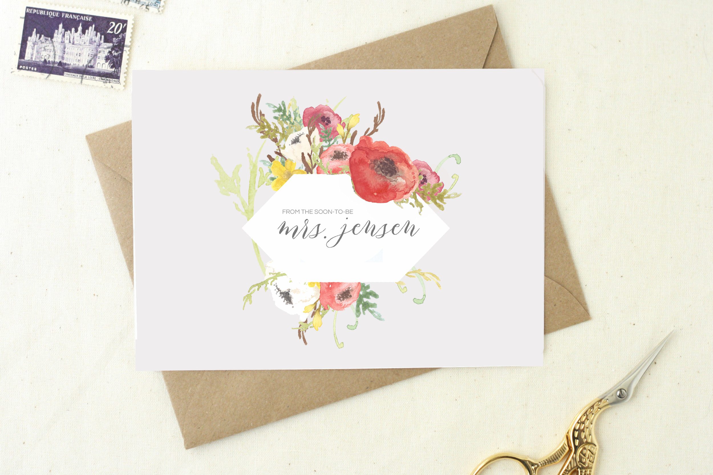Future Mrs Card    by    The Tabitha Shop